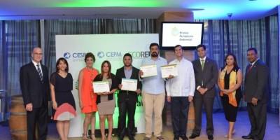 Entregan galardones 1ra edición de Premio de Periodismo Ambiental