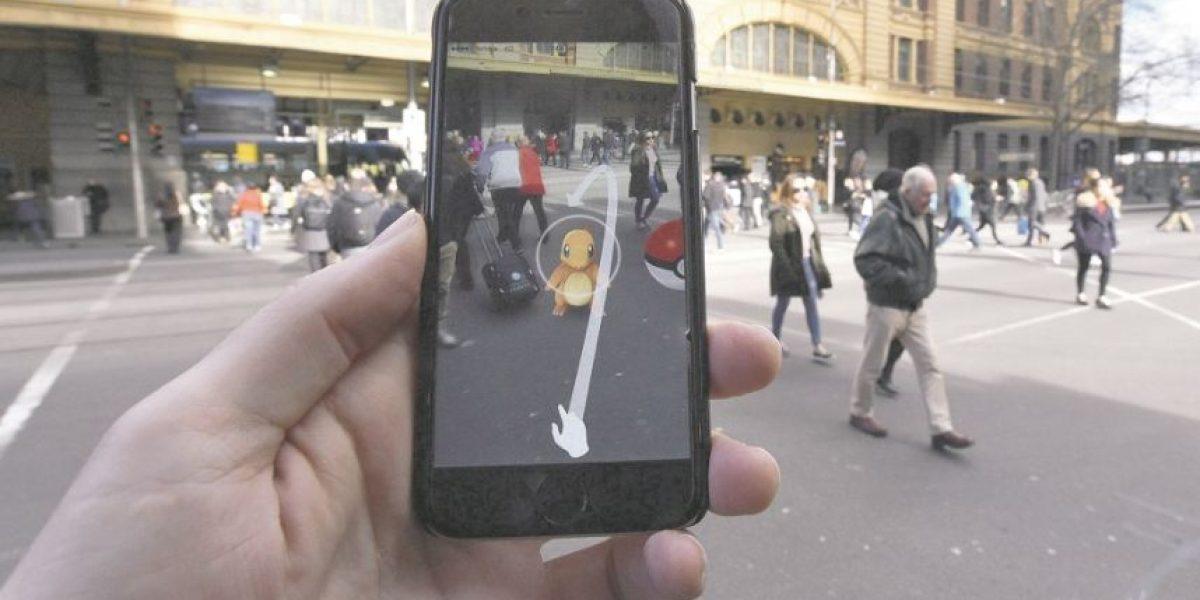 ¡A atrapar Pokémones! pero con cuidado...