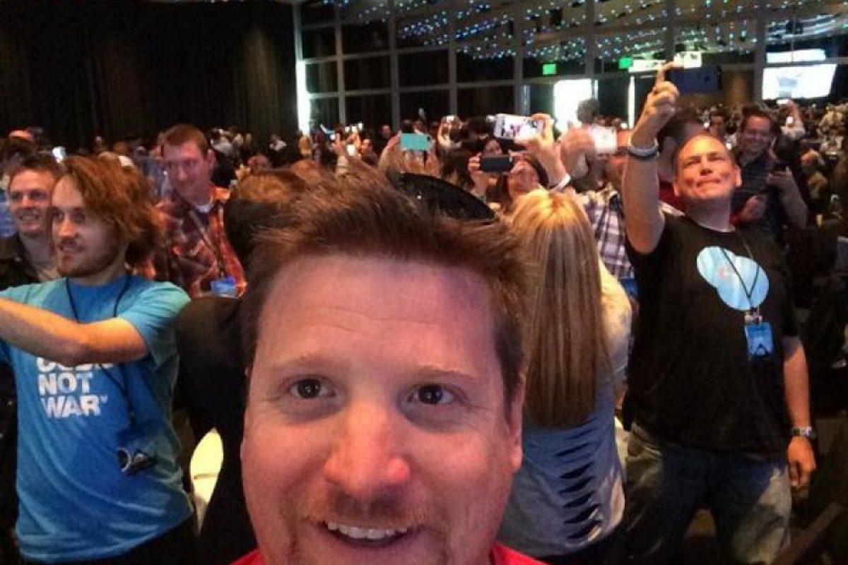 Bart Lorang, estadounidense Foto:Twitter.com/bartlorang