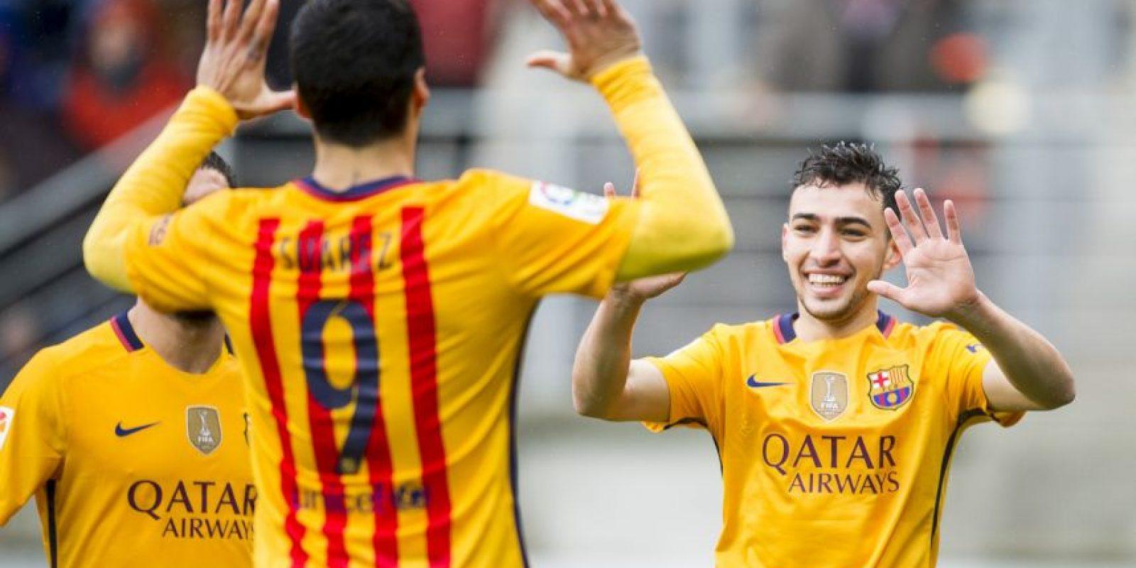 El delantero de 20 años tendrá una cláusula de rescisión de 60 millones de euros Foto:Getty Images