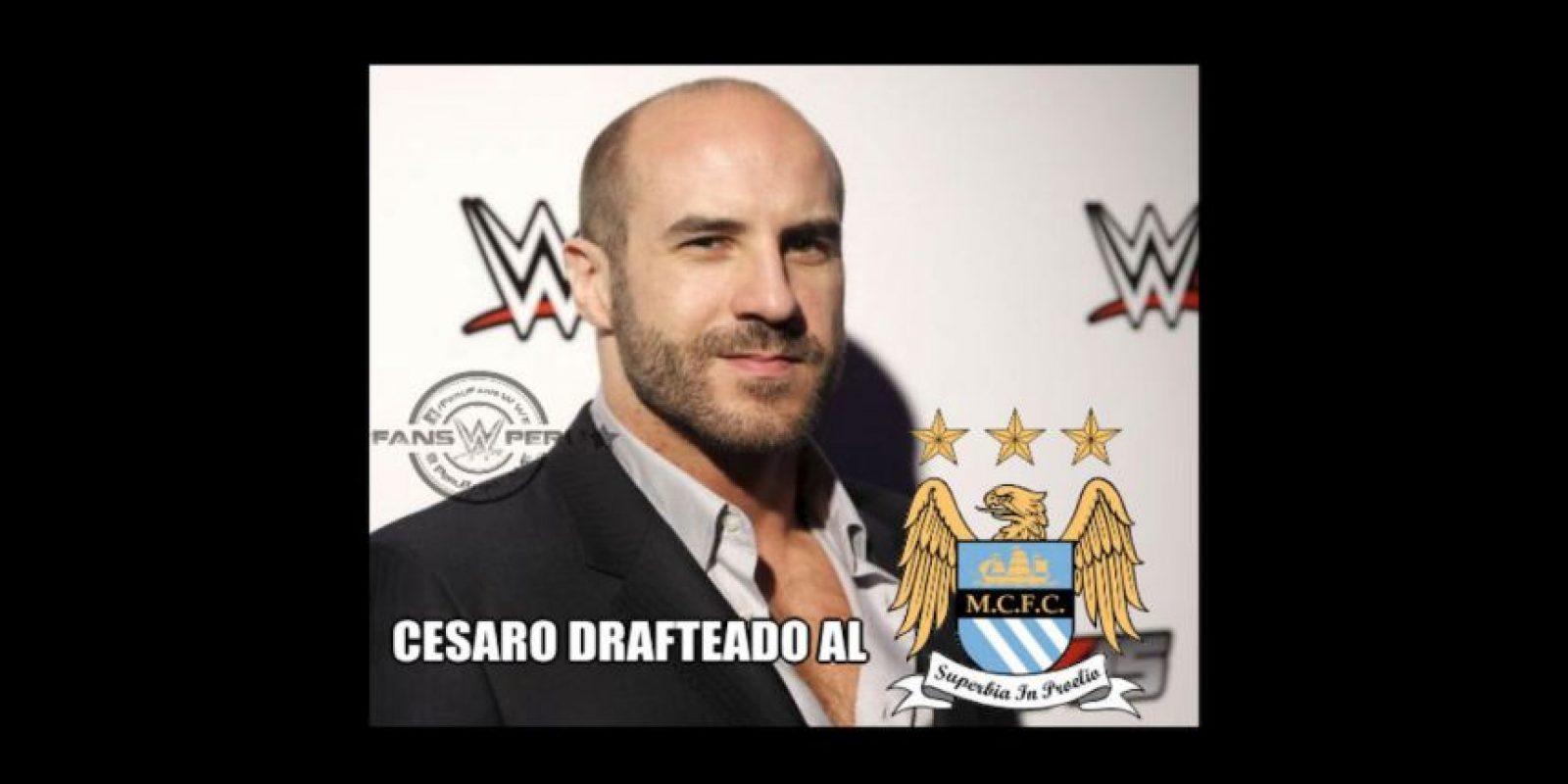 Las mejores burlas del Draft de WWE Foto:Facebook