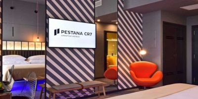 El hotel se inaugurará el viernes por el propio CR7 Foto:Sitio web Pestana CR7