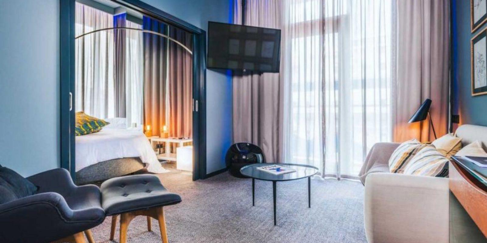La pieza más básica tendrá un costo de 215 euros por noche Foto:Sitio web Pestana CR7