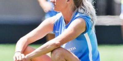 Kaylyn Kyle, la guapa futbolista que se bajó de Río 2016
