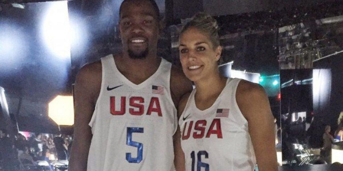 NBA transmitirá a través de Facebook preparación para los JJ.OO del Team USA