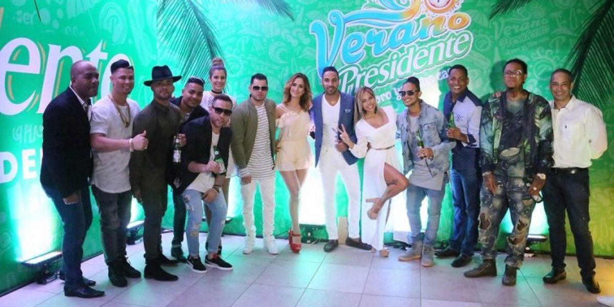 Verano Presidente trae a Romeo Santos, Farruko y Nicky Jam