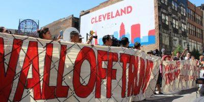 """Latinos en Cleveland: """"El odio lo vamos a contener acá"""""""