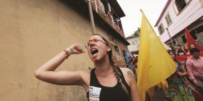 La lucha popular por los derechos