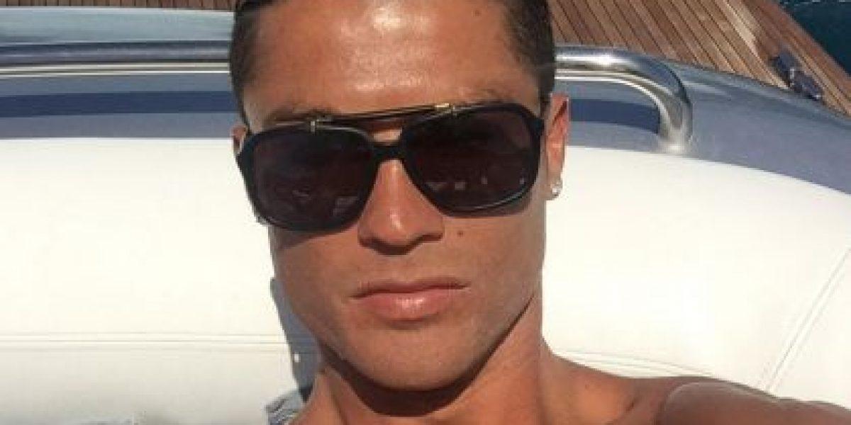 El peor momento que vivió Cristiano Ronaldo en sus vacaciones