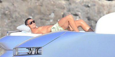 Así son las vacaciones de Cristiano Ronaldo Foto:Grosby Group