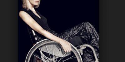 Wendy Crawford, aparte de modelo, es oradora motivacional. Foto:Getty Images