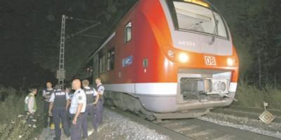 """""""Es probable que haya más"""" ataques como el del tren alemán"""