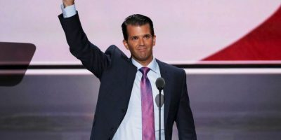Donald Trump Jr. Foto: Getty Images