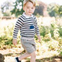 Así le festejaron al Príncipe George 3 años de vida Foto:Royal.uk