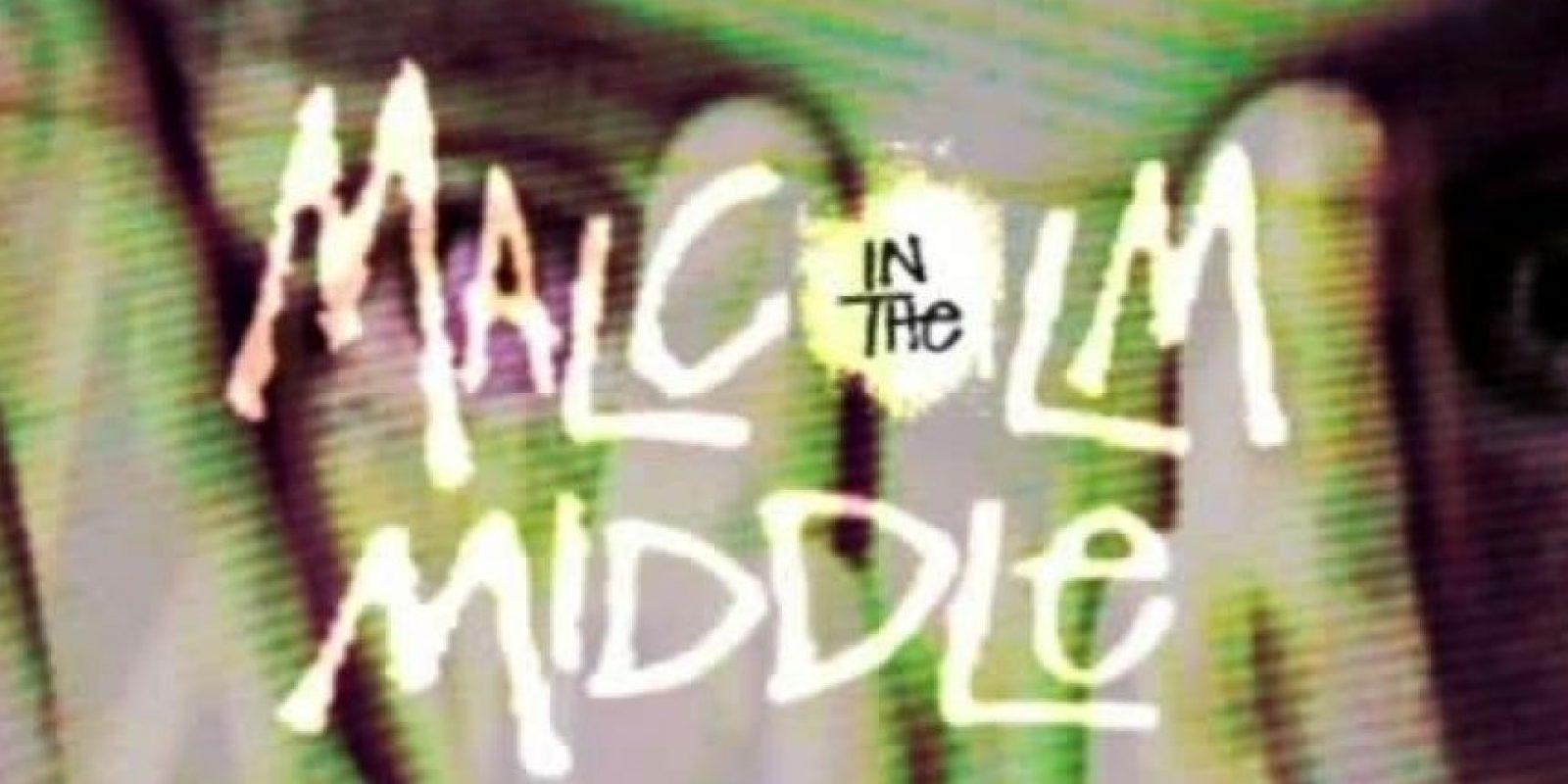 Malcolm in the Middle se estrenó en el año 2000 Foto:FOX