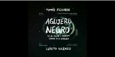 """Hoy inauguran                            exposición """"Agujero Negro"""""""