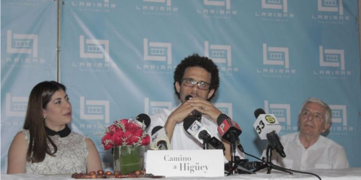 "Presentan documental ""Camino a Higüey"