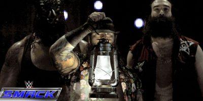 Se miden a The Wyatt Family Foto:WWE
