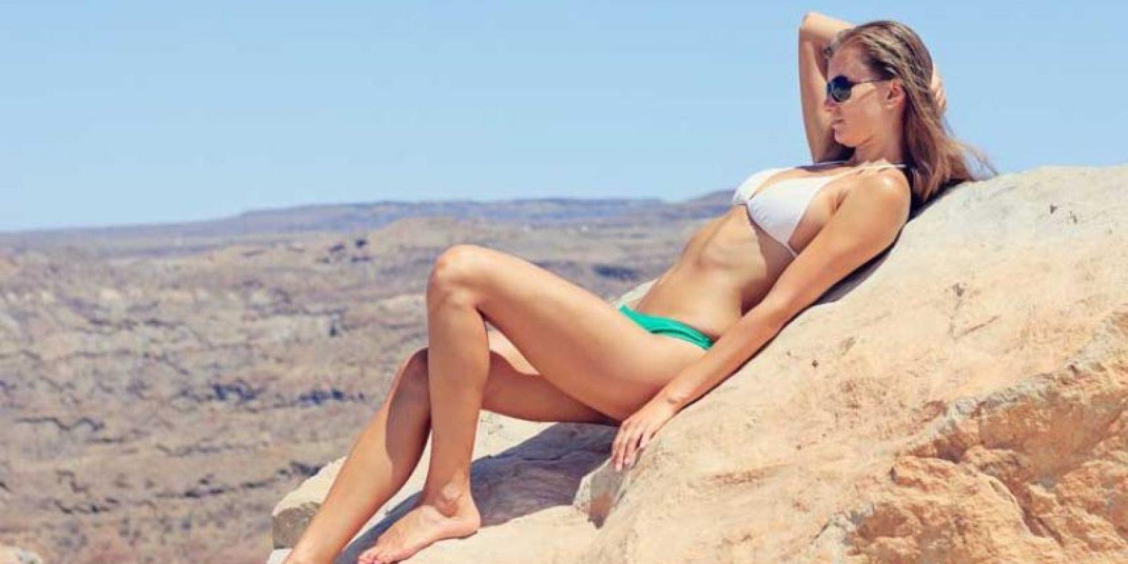 En estas vacaciones de verano, todos desean unos abdominales perfectos. Foto:Pixabay