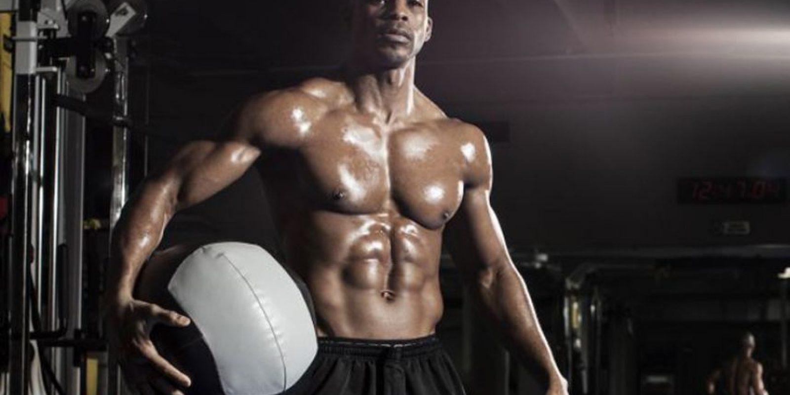 Ngo Okafor es exboxeador, modelo y un apasionado del fitness. Foto:Metro World News