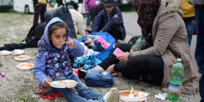 En 2015, 21 millones de personas estaban en calidad de refugiados. Foto:Getty Images