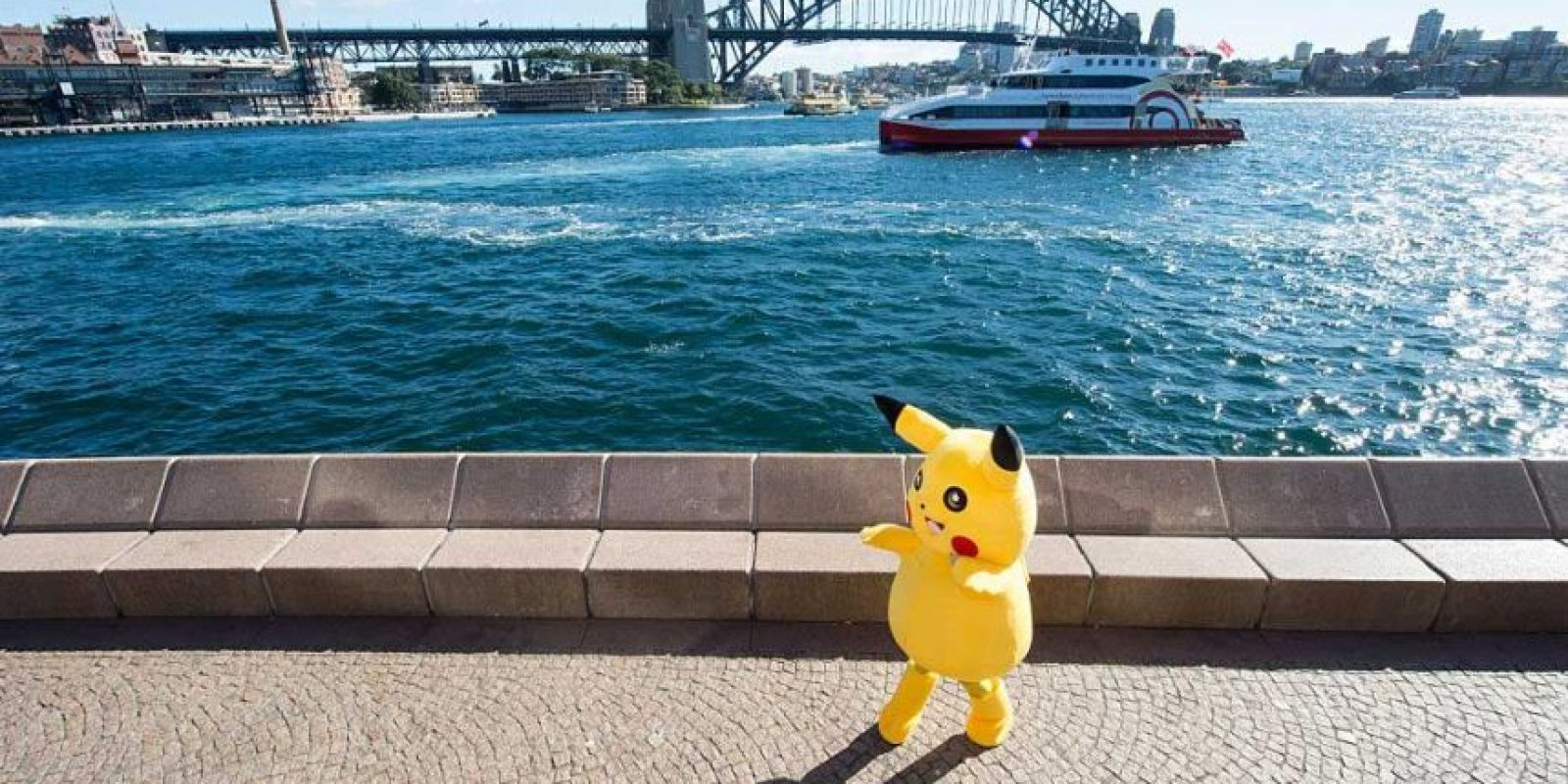En sólo una semana, Pokémon Go se convirtió en el juego para smartphones más descargado en Estados Unidos. Foto:Getty Images