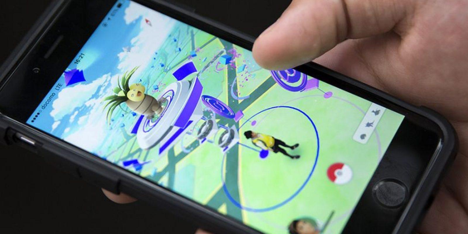 Pokémon Go es la sensación en todo el mundo. Foto:Getty Images
