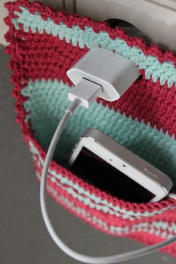 Esto puede verse bonito, pero podría calentar innecesariamente su celular. Foto:Tumblr