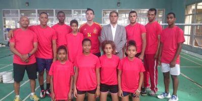 Equipo de RD cierra en 4to lugar Campeonato Panamericano de Bádminton Juvenil