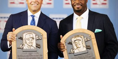Griffey y Piazza son inmortales