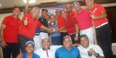 Guavapool se coronó en golf de veteranos