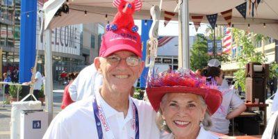Sombreros con estilo en Convención Republicana