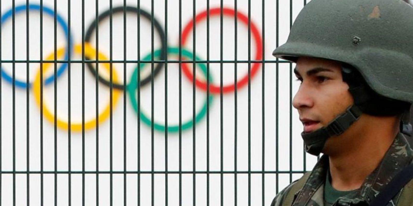 No se puede saber si Brasil está preparado, ya que no ha habido ninguno, nisiquiera durante el Mundial 2014. Foto:Archivo