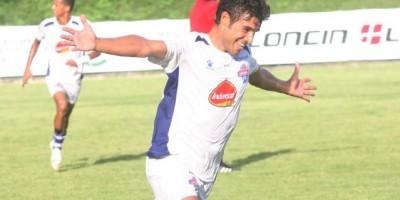 Doblete de Jorge Alonso guió a onceno San Cristóbal a la clasificación
