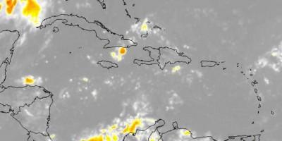 Lluvias seguirán por vaguada y onda tropical