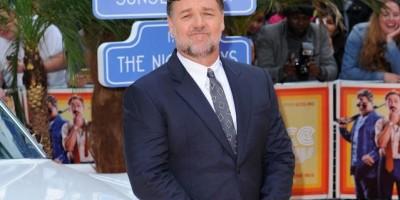 Russell Crowe: The Nice Guys es una comedia extraña