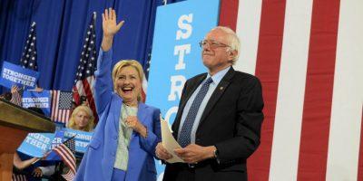 Seguidores de Sanders aún lo quieren como candidato contra Trump