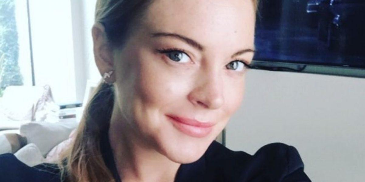 Lindsay Lohan enloqueció tras pelea con su novio Egor