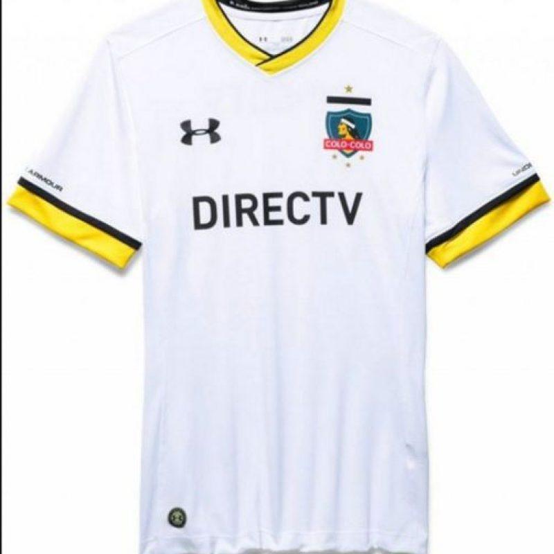 10.- Colo Colo-Chile (198.000 camisetas vendidas)