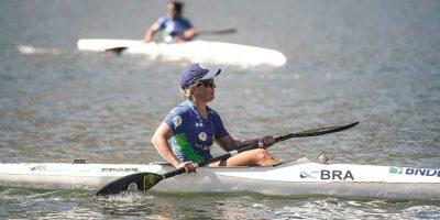Mari Santilli representará a Brasil en la categoría KL3 en Paralimpiada Foto:Metro