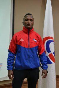 Wander Mateo es el primer judoca dominicano en ir a unos Juegos Olímpicos. Foto:Mario de Peña