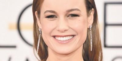 Brie Larson será la primera mujer protagonista de una cinta de Marvel