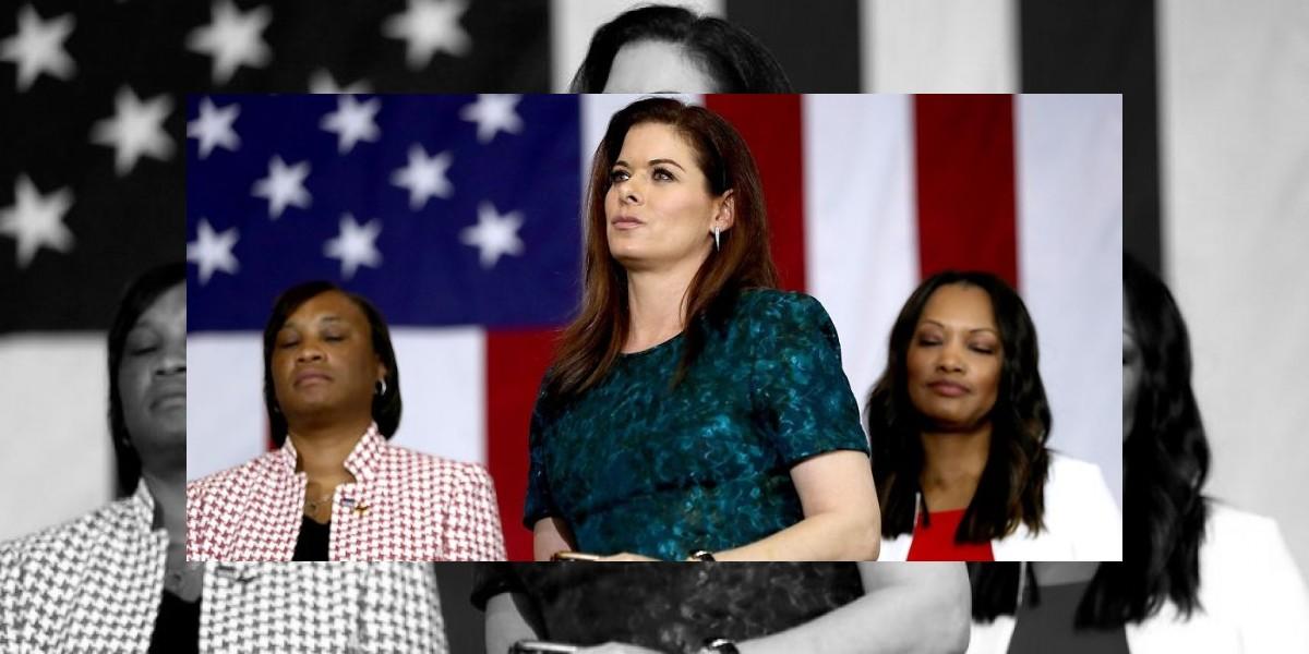 """Debra Messing: """"Trump y Pence no respetan a las mujeres como iguales"""""""