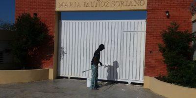Desmienten Escuela María Muñoz Soriano en Los Guaricanos este en mal estado