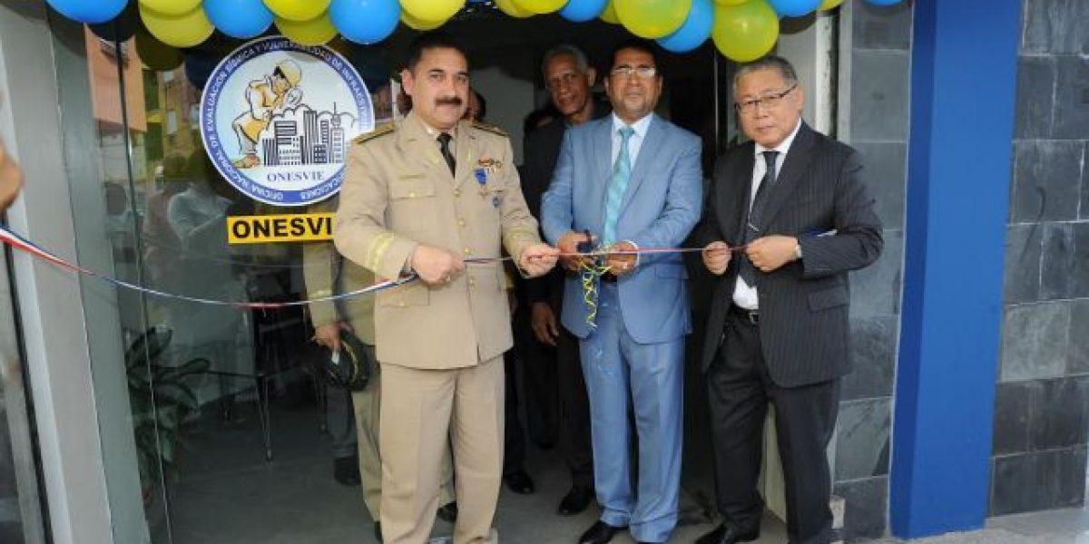 Onesvie inaugura el Laboratorio Nacional de Ingeniería Sismo resistente