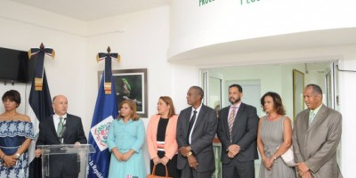 Inauguran oficina de la Procuraduría para Defensa del Medio Ambiente y los Recursos Naturales