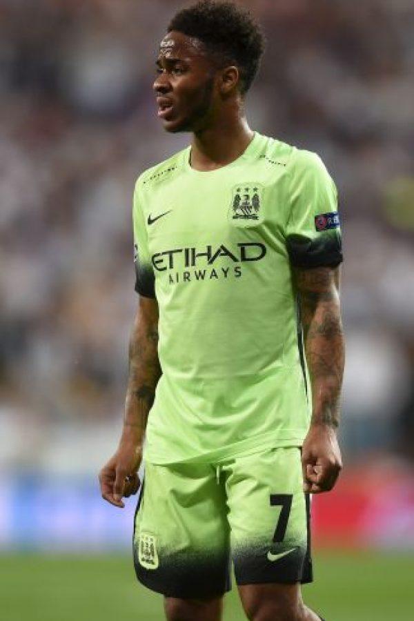 11. Raheem Sterling. Manchester City pagó al Liverpool 68 millones de euros para contratar al inglés Foto:Getty Images