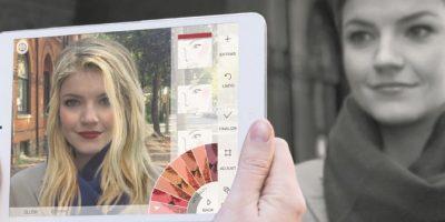 """El futuro del maquillaje a travésde las App y las fórmulas """"mágicas"""""""