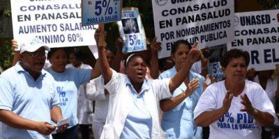 25% en salario médico supera los 8 mil pesos