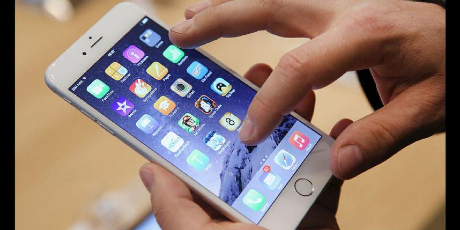 """Se dice que la versión de 16gb no será parte de la flota de teléfonos iPhone7, dejando el lugar como el """"más básico"""" al modelo de 32 GB. Foto:Getty Images"""